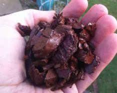 Yeti Dark Terracotta Rubber Chipping